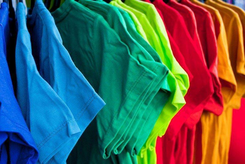 Empresa que personaliza camisetas