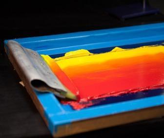 Gráfica silk screen