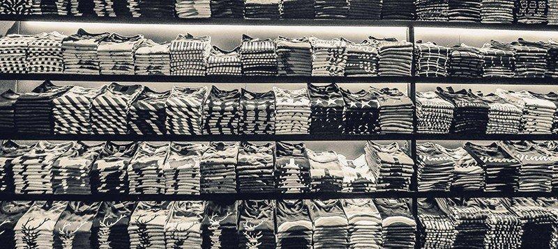 Impressão de camiseta na hora