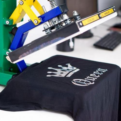 Empresa que faz camisetas personalizadas em sp